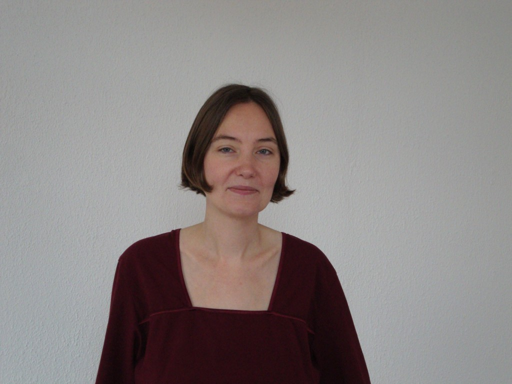 Camilla Asplund Ingemark, folklorist och docent vid Åbo Akademi. Bild: privat.