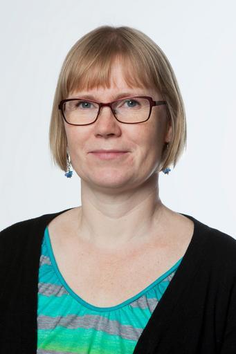 Petra Fransson, SLU Foto: Jenny Svennås-Gillner