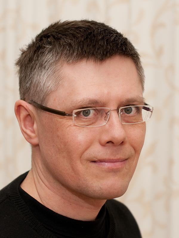 Joakim Edsjö, professor i teoretisk fysik vid Stockholms universitet.