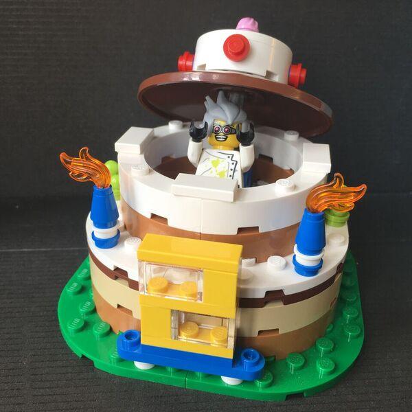 Tårta 2 år