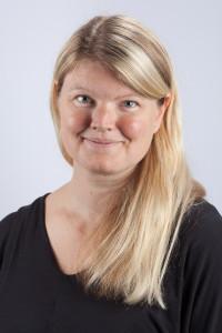 Sara Rosenquist, studievägledare vid Uppsala universitet