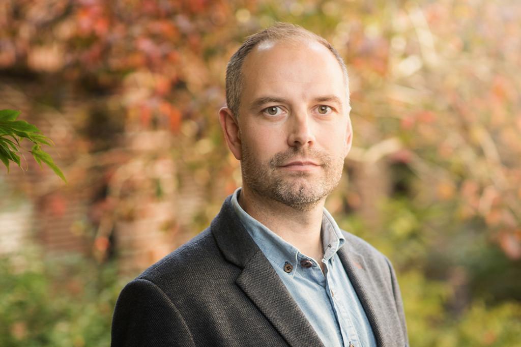 Robert Lagerström, docent i systemarkitektur och IT-säkerhet vid Kungliga tekniska högskolan. Foto: Erik Thor