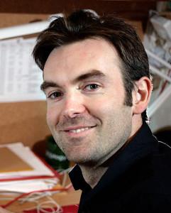 Gerald McInerney, forskare i virologi och cellbiologi vid Karolinska Institutet