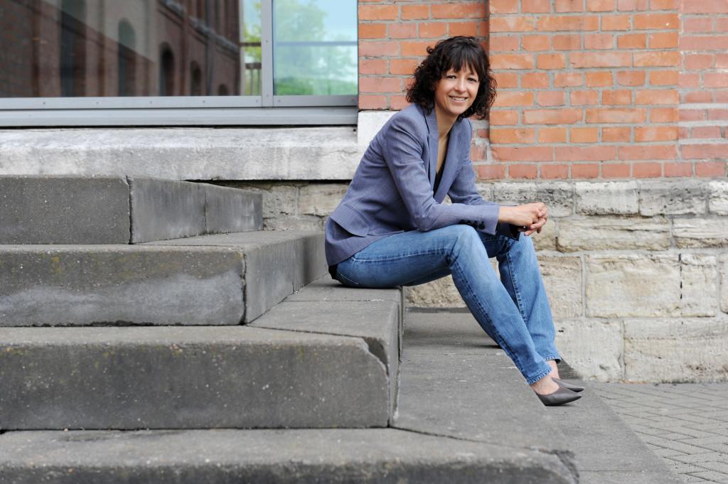 Emanuelle Charpentier var forskare på Umeå universitet. Foto: Hallbauer&Fioretti